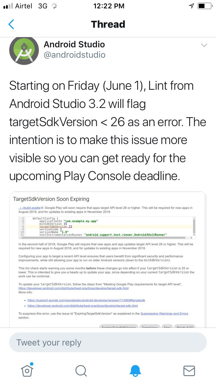 Best coding practices, tips and more for Android - MindOrks