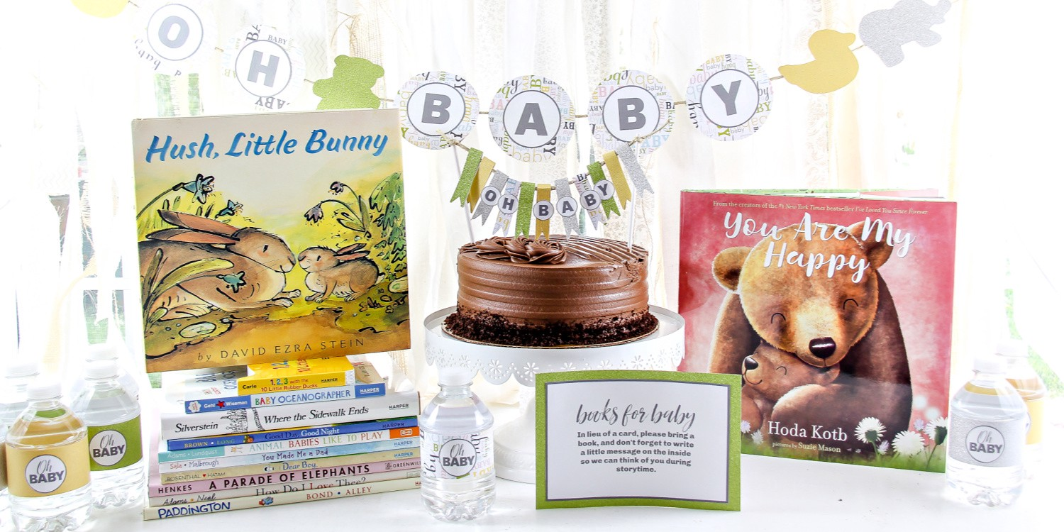 3 Easy Diy Baby Shower Decorations Harpercollins