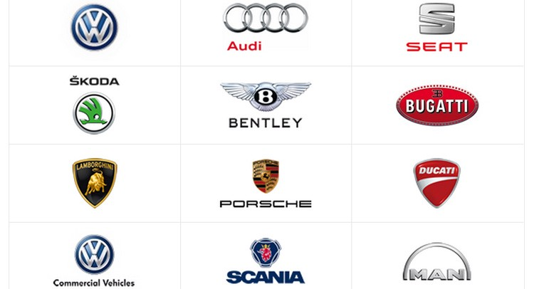 car companies owned by Volkswagen