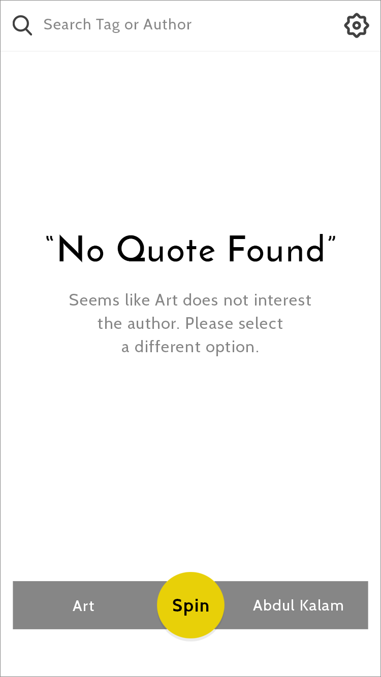 Qtoniq — Best android app for reading all types of quotes