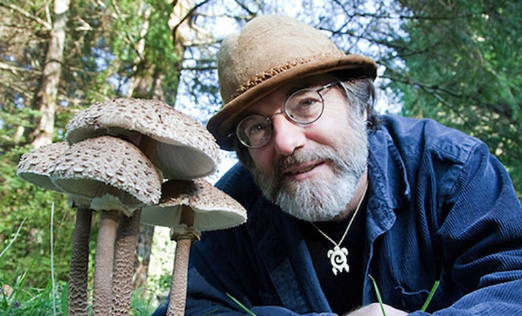 Paul Stamets opens up the world of mushrooms.