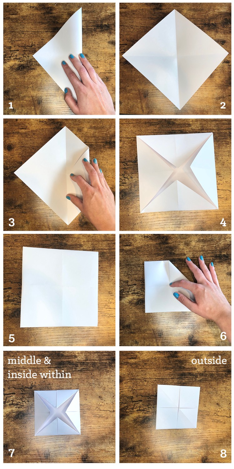 Origami Paper Fortune Teller Cootie Catcher - MAY I SUGGEST THESE TIPS | 1500x750