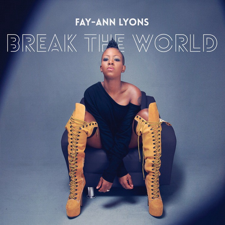 A MOMENT WITH FAY-ANN LYONS - Artist Reviews & Caribbean