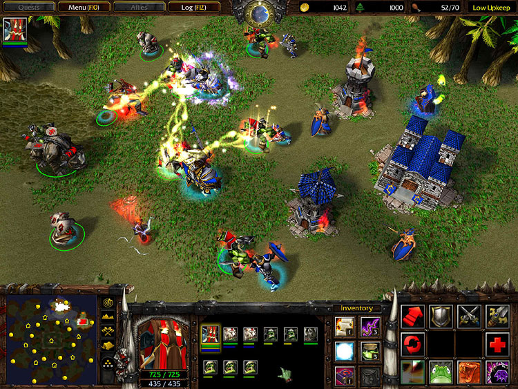 The Three Hour Warcraft 3 Game In 2006 My Brother And I Would By Andrew Ow Medium