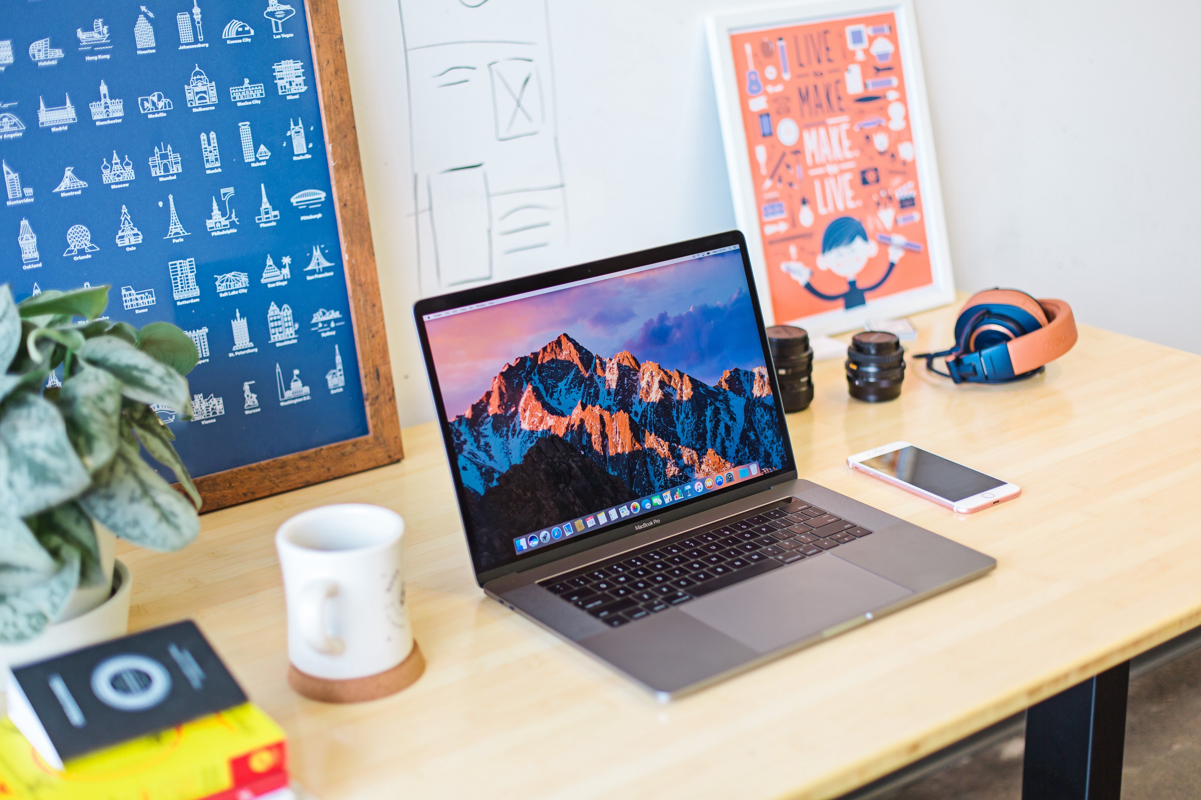 Benefits of having a clean work space  by Chomwa Shikati  What