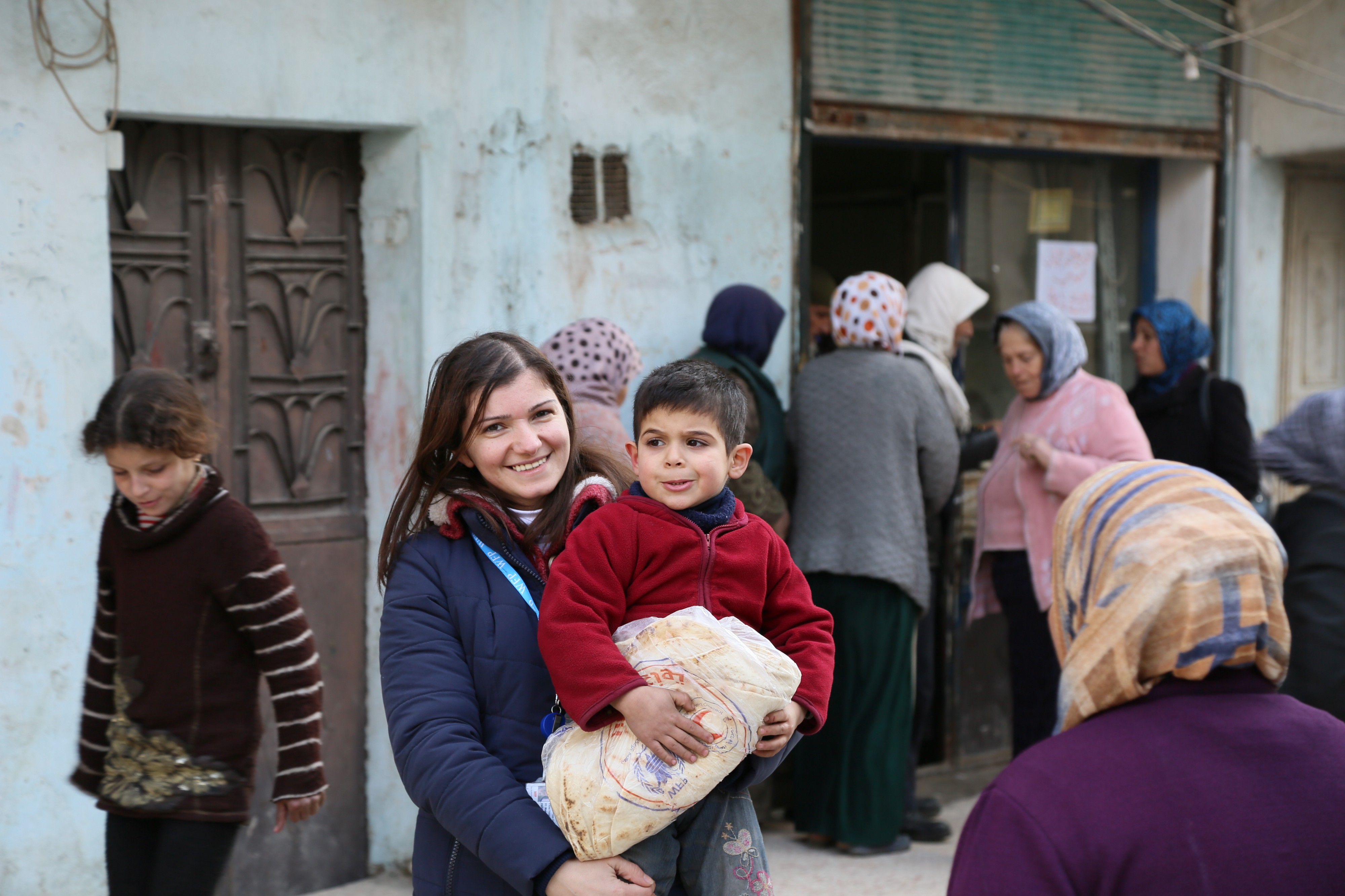 Reporting success stories: Six highlights from WFP's