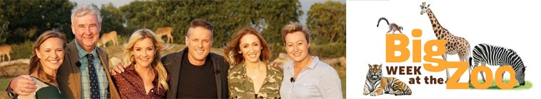 Channel 5 Series | Big Week at the Zoo : Season 2 Episode 1