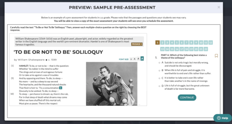 CommonLit's FREE Pre-Assessment: Actionable Data to ...