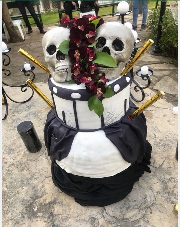 Gothic Style Wedding Controversy Reveals How Stupid The