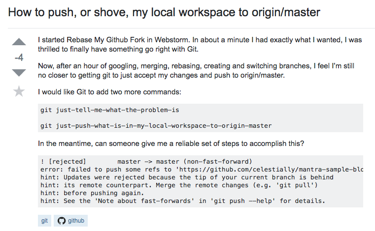 Forget Git, just use Subversion (or Perforce) - Otto von