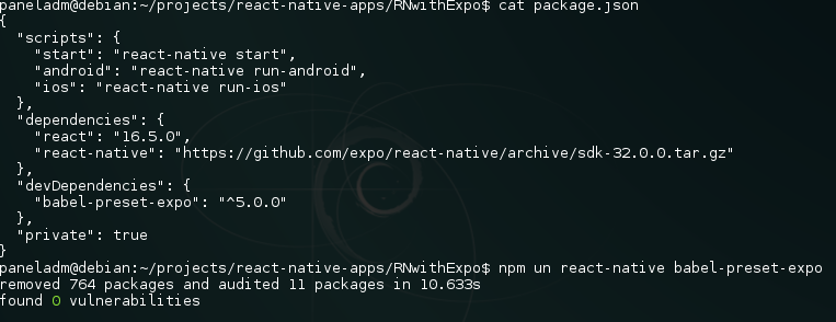 """Being free from """"expo"""" in React Native apps - React Brasil"""
