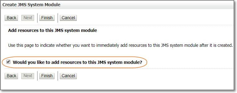 Oracle WebLogic JMS Overview and Monitoring JMS Servers