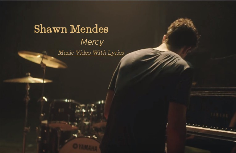 Shawn Mendes — Mercy (Music Video With Lyrics) - Top Ten