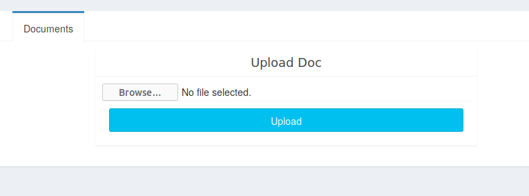 Show a Loading Animation on File Upload - Victor Onuoha