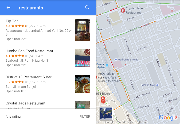 6 Tips to Use Google Maps for Beginners - Billy Halim - Medium Map Nearby Restaurants on cafes nearby, food delivery nearby, parks nearby, attractions nearby, japanese gardens nearby,