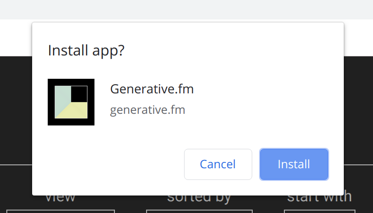 How to Host a Generative Music Platform on The Web - Alex