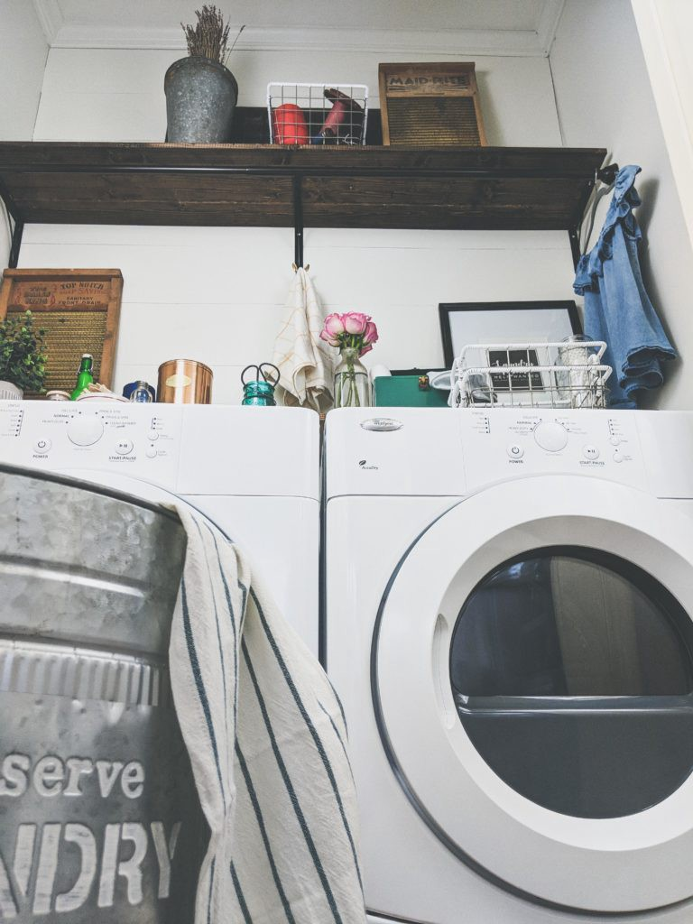 3 Tips To Organize The Laundry Room By Crystal Holliday Medium