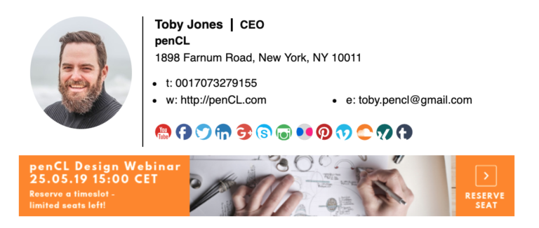 Professional Email Signatures: The Complete 2019 Guide