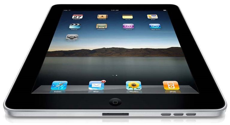 the first Apple iPad defined a new product category and interaction style