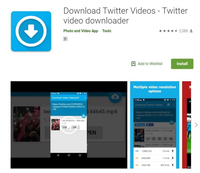 How to Download Twitter Videos on Desktop and Mobile