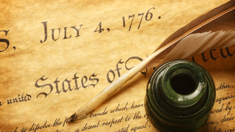 A Letter to the Authors of the Declaration of Independence… and Their Response