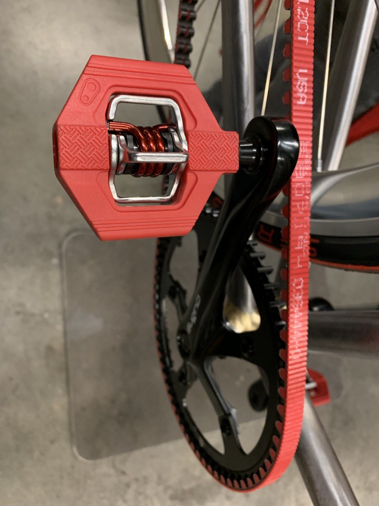 A bicycle pedal