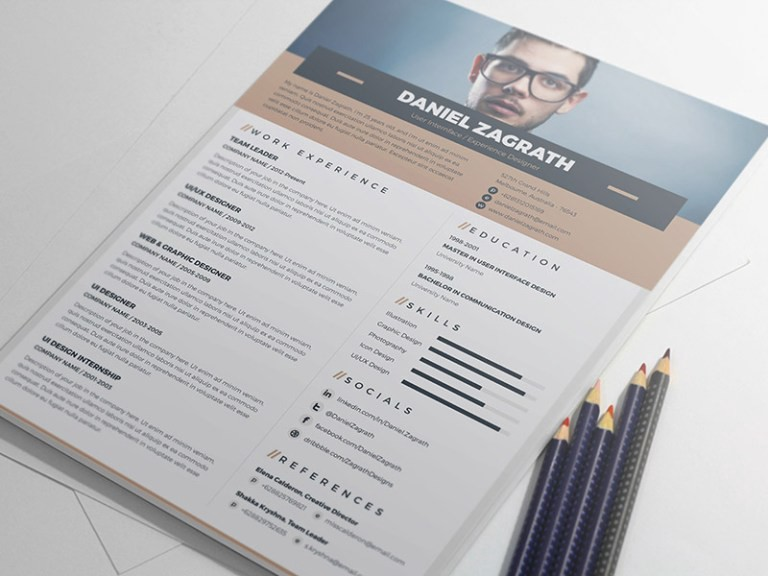 10 Free Resume Template For Job Seeker By Steven Han Medium