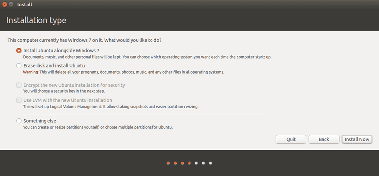 How to install Ubuntu Alongside Window (Dual Boot) - Hitesh