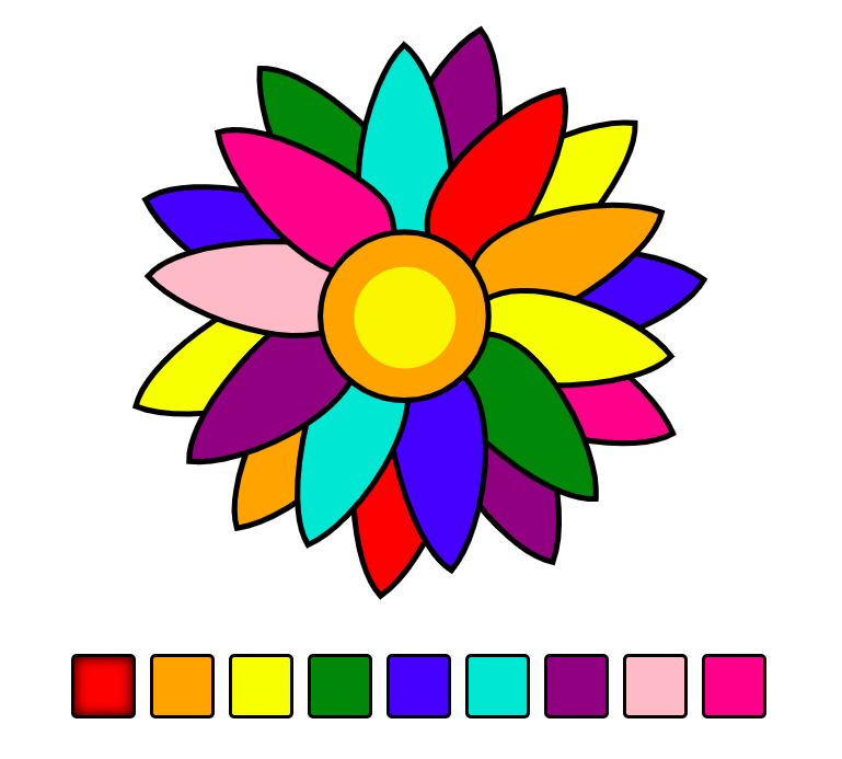 5 Steps To Create A Simple Digital Coloring Book In React 🎨 By Alison  Quaglia UX Collective