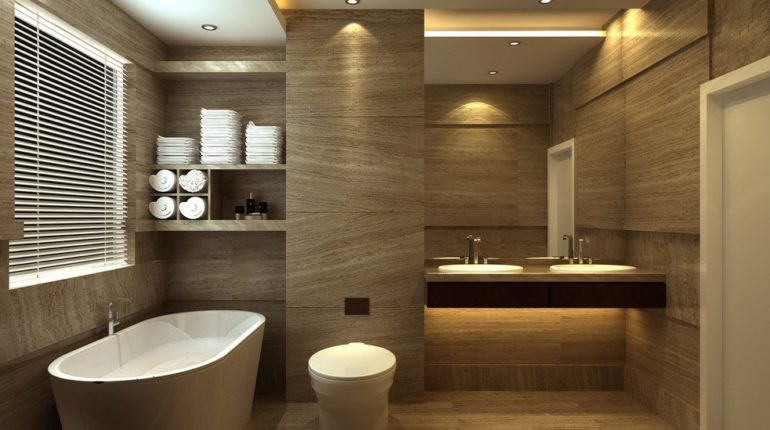 Beautiful Toilet Designs By Putra Sulung Medium