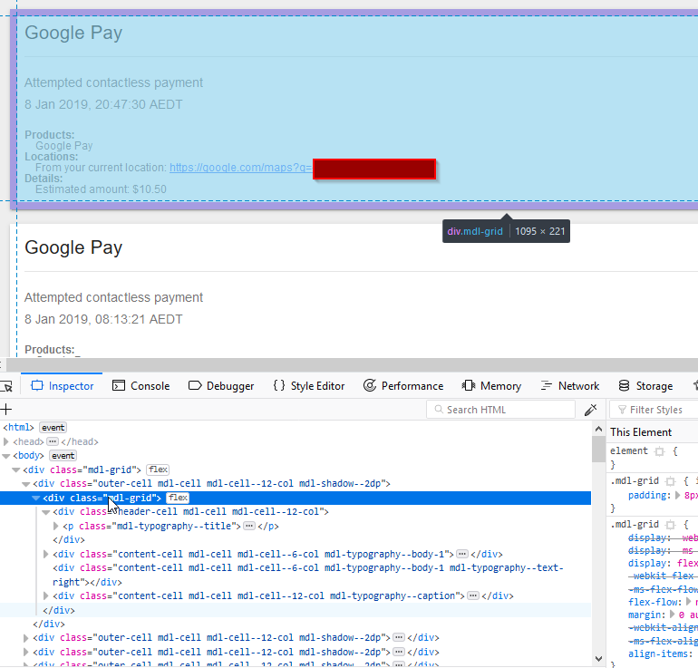 Heat-map Your Google Payments with Python - Towards Data Science