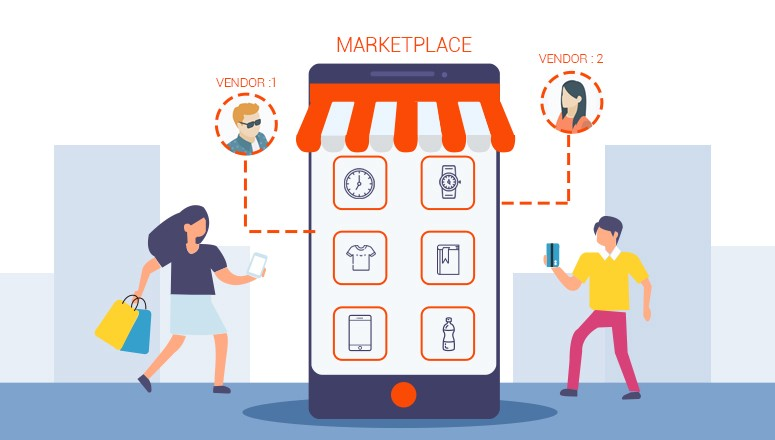 Top 4 eCommerce Marketplace Trends For Be-The-Sellers