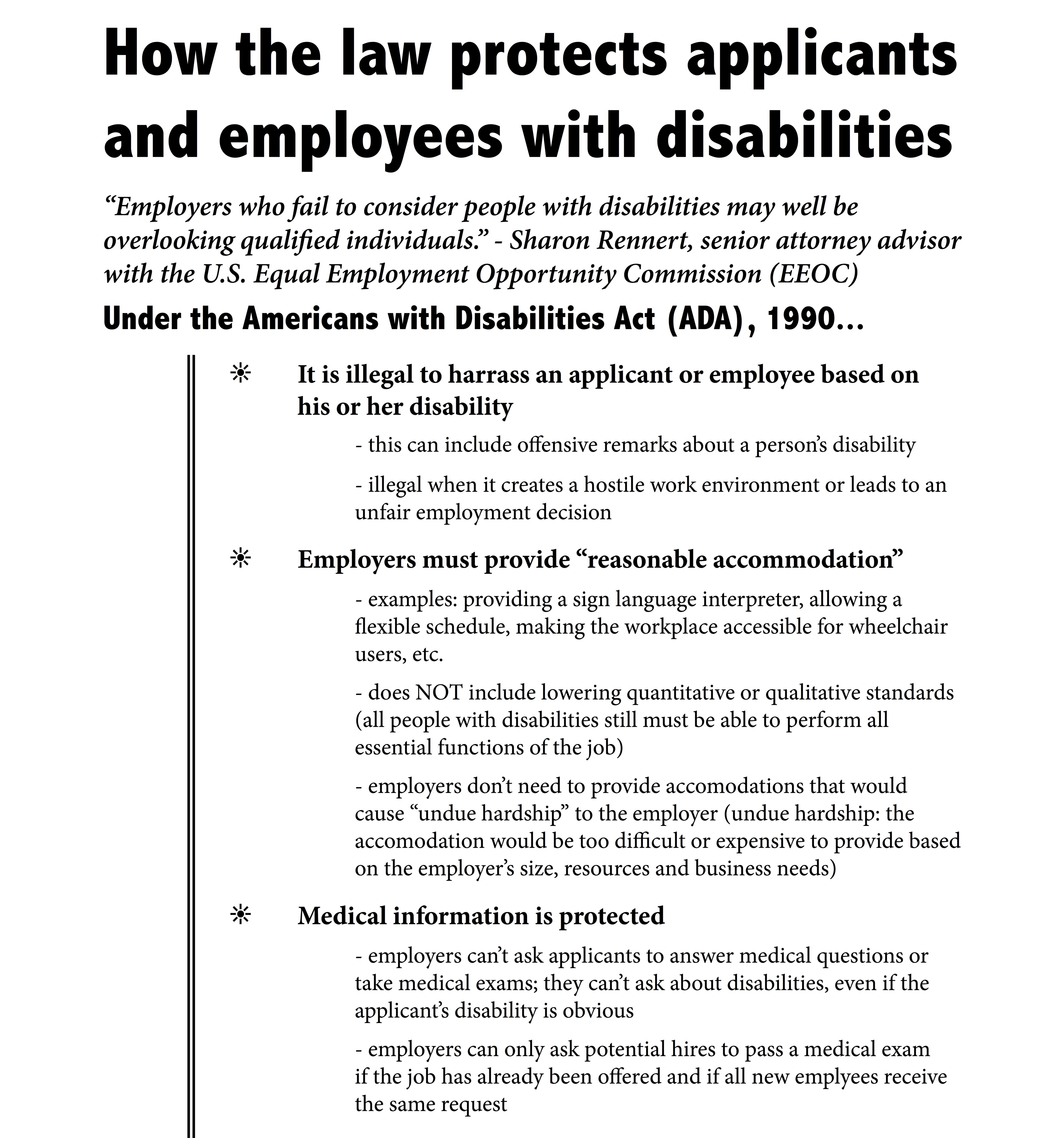 Disability Inclusion in the Workplace - Katie Grieze - Medium