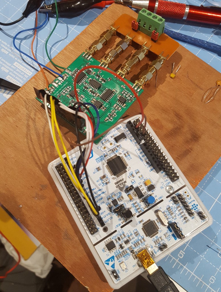 Use an STM32 MCU to Build a Low-Cost FFT LCR Meter