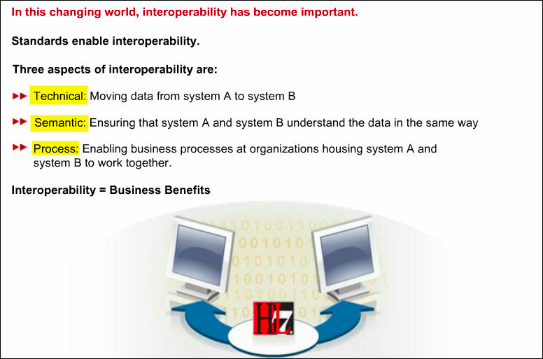HL7 makes it official: #FHIR exists to serve patient needs