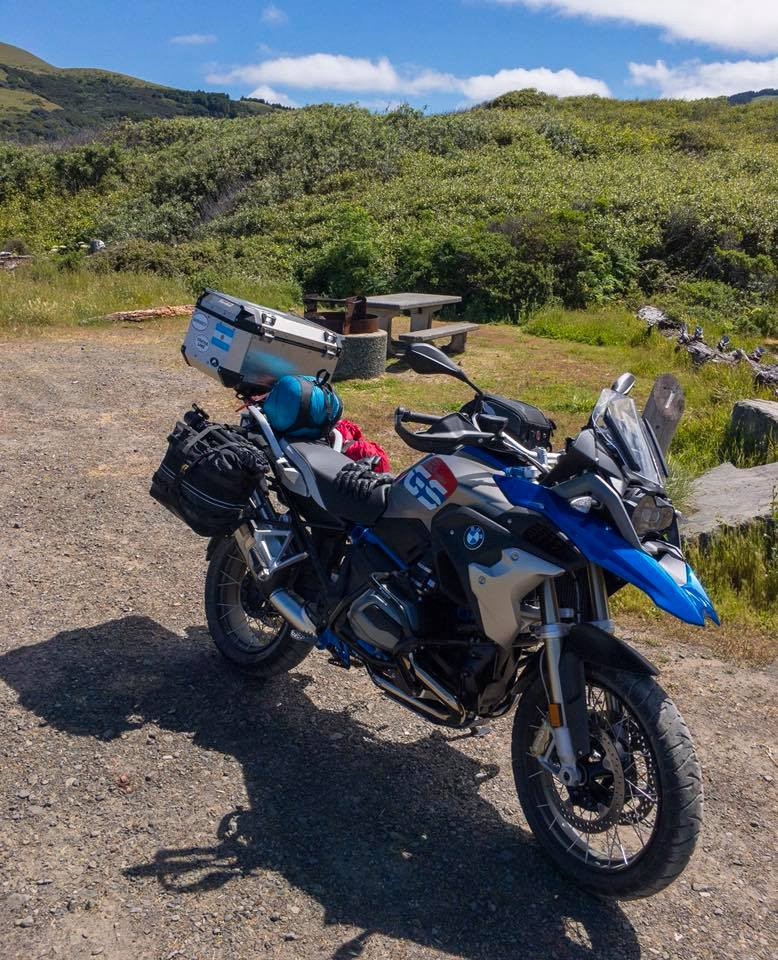 An honest motorcycle review: The 2018 BMW R1200GS (lowered