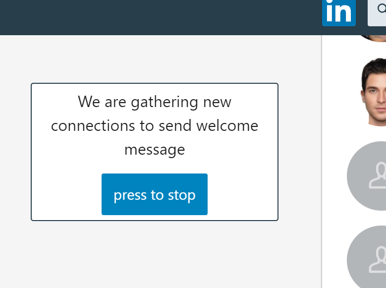 Automate Welcome Message with for LinkedIn - Recruiter Nerd