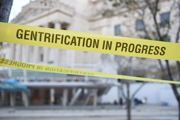 Poverty Segregation Persist In Us >> How Gentrification In American Cities Maintains Racial Inequality
