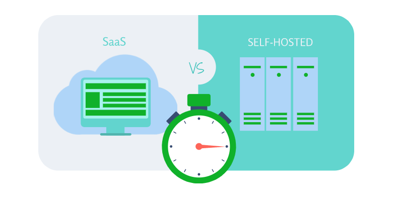 SaaS vs. Self-hosted
