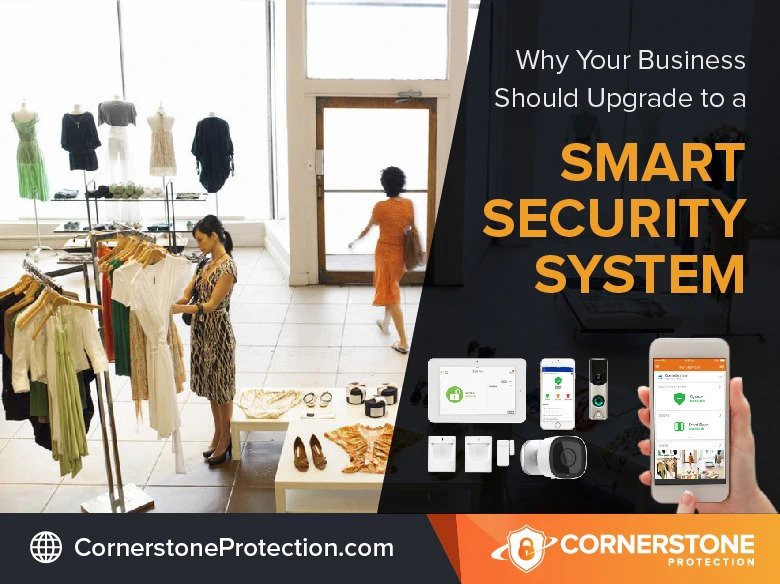 lexington security systems for business cornerstone protection
