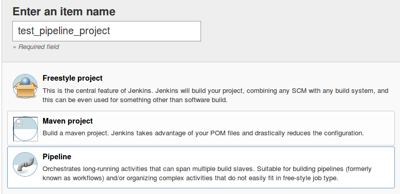 How to build on Jenkins and publish artifacts via ssh with