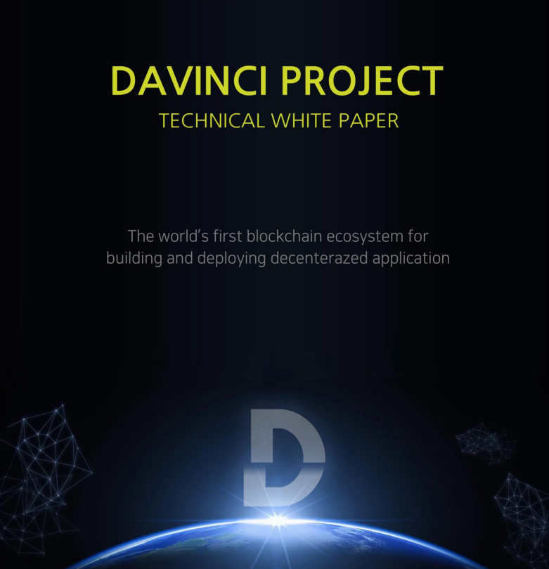 Davinci coin (DAC), listed on Huobi-Hadax, is an investment