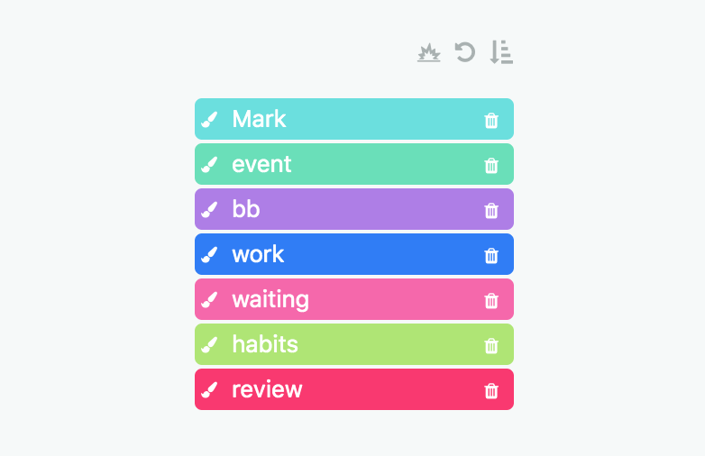 remove labels in Amazing Marvin