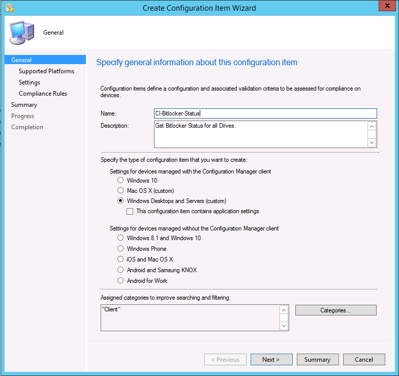 Create a BitLocker Encryption Compliance Report with