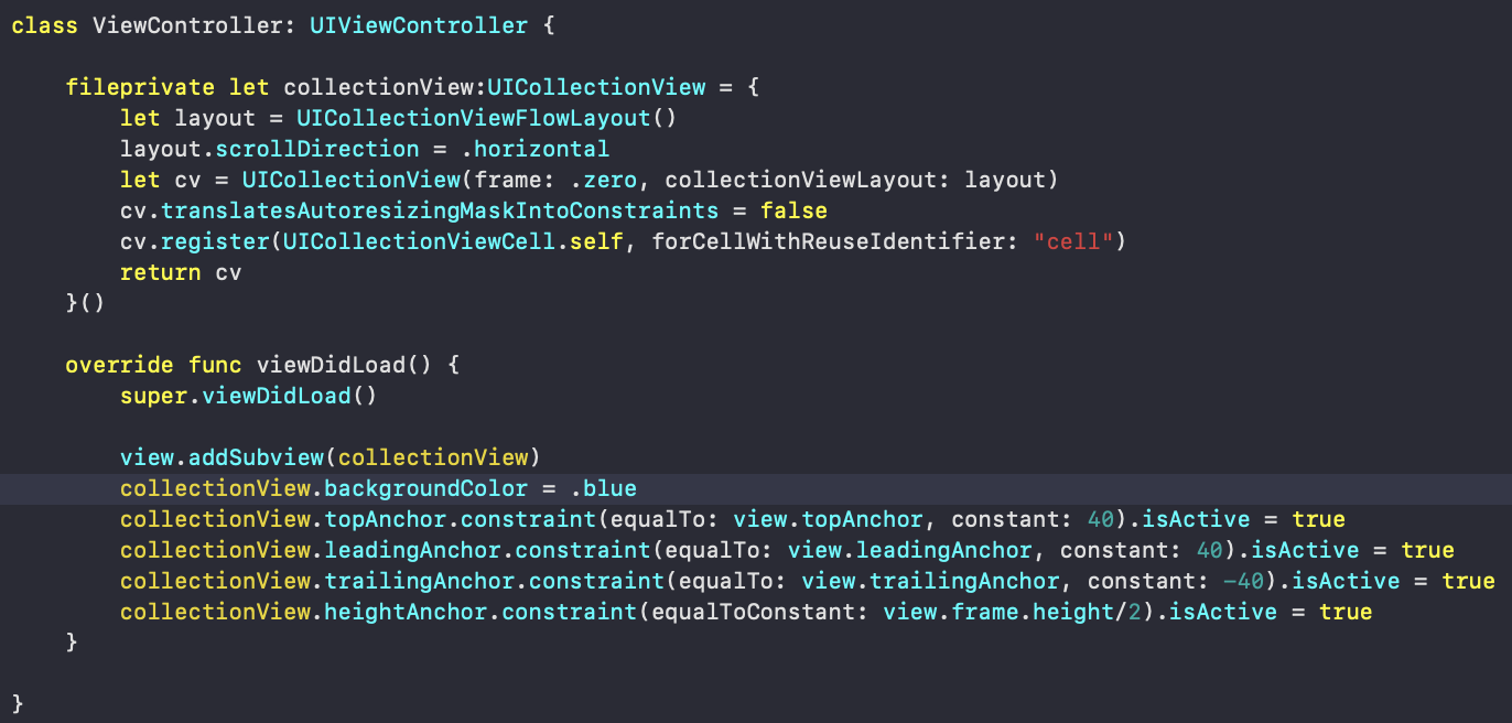 Uicollectionview Load More Swift