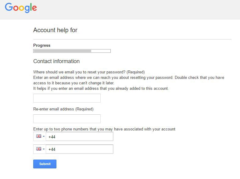 How I lost access to my Google Account for a month - Prad