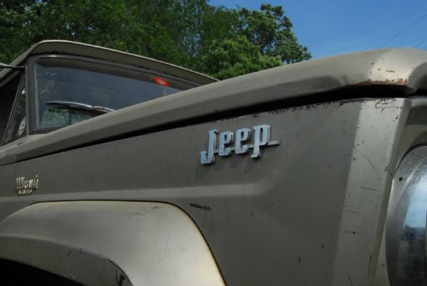 1963 Jeep J-300 DRW: Rare When Built, Rarer Now - My Clic ... Jeep J Wiring Harness Diagram on
