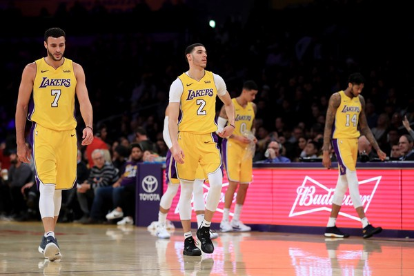 The Lakers' Long Game - Alex West - Medium