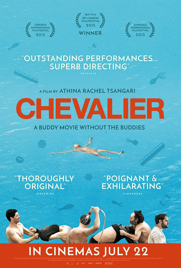 Manic Masculinity: Why We Need More Movies Like 'Chevalier'