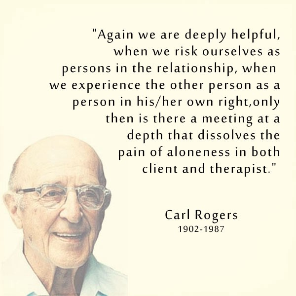 Carl Rogers Counsels A Black Man On Anger - A Time to Mourn